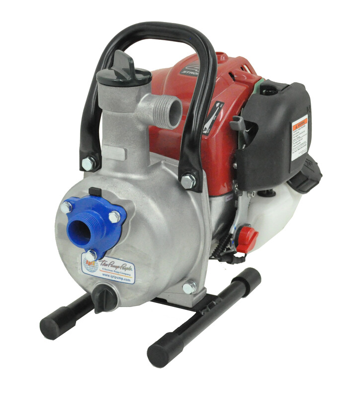 "AMT 1"" Engine Driven Utility Pumps"