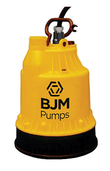 BJM Baby Series 12 volt Submersible Pumps