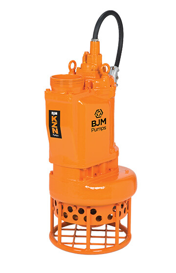 BJM KZN Series Submersible Pumps