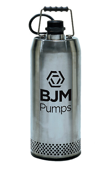 BJM R Series Submersible Pumps