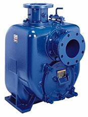 Super U Series Self-Priming Pumps